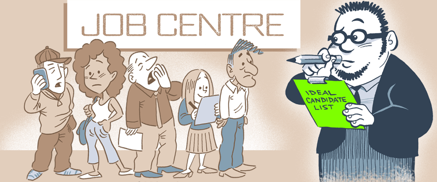 Is Jobcentre recruitment a complete waste of time?